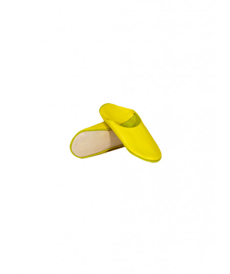 Goat leather Moroccan Slippers