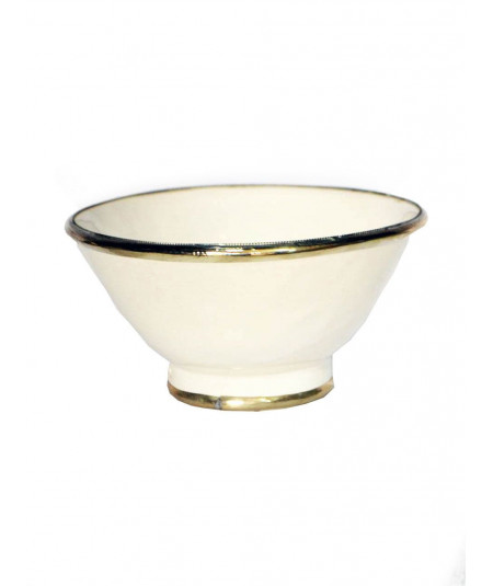 Bowl nickel silver M2