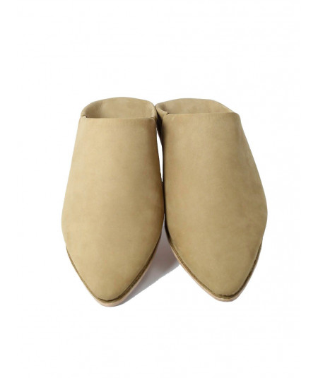 Babouches Cuir