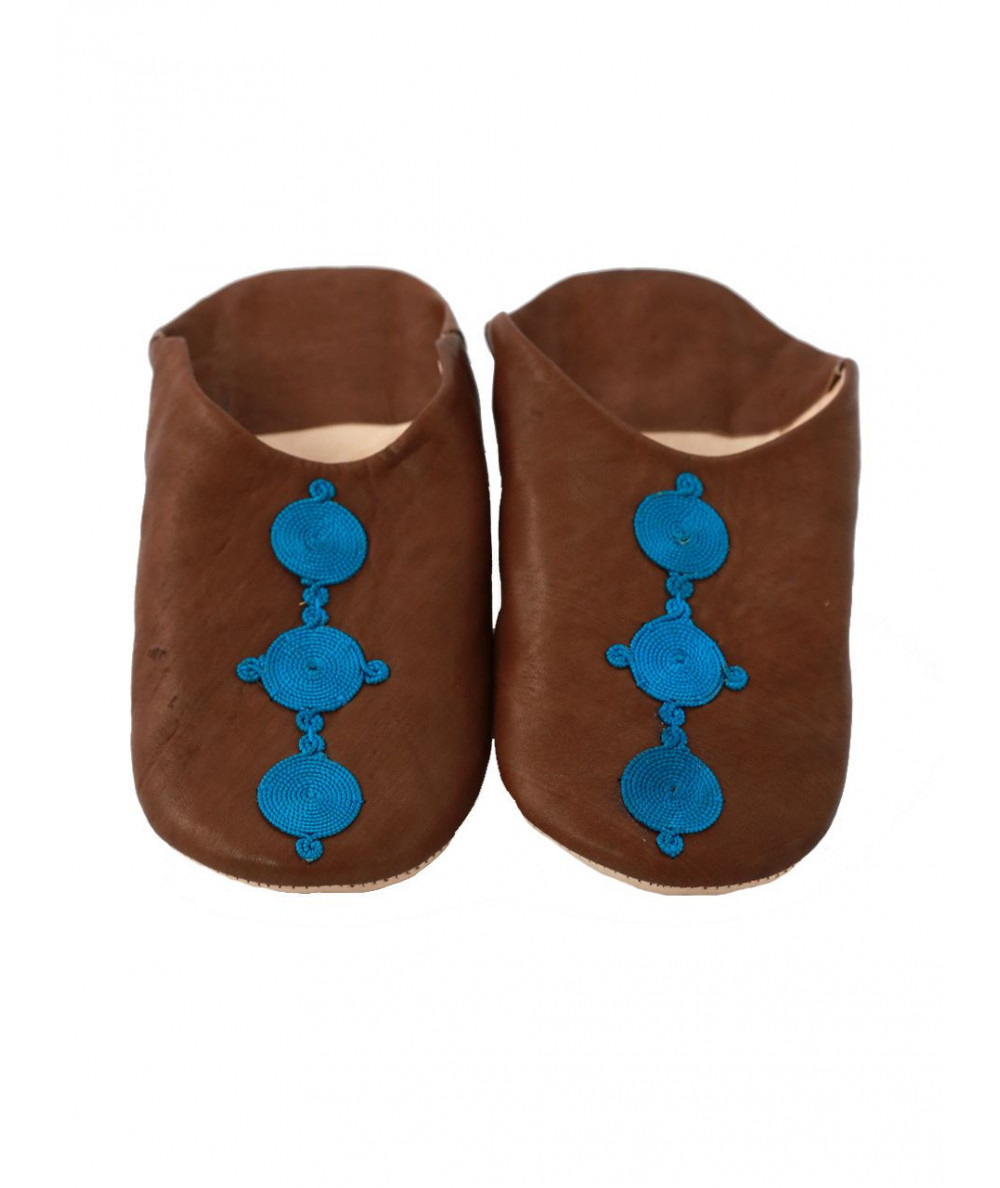 Babouche slipper