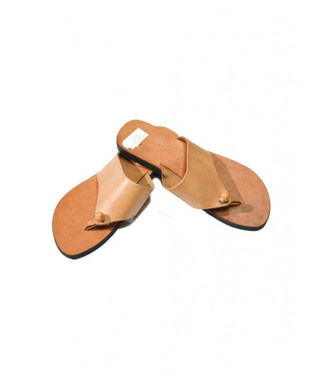 Sandal leather surface