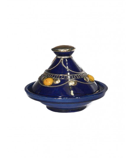 Tajine nickel silver ball