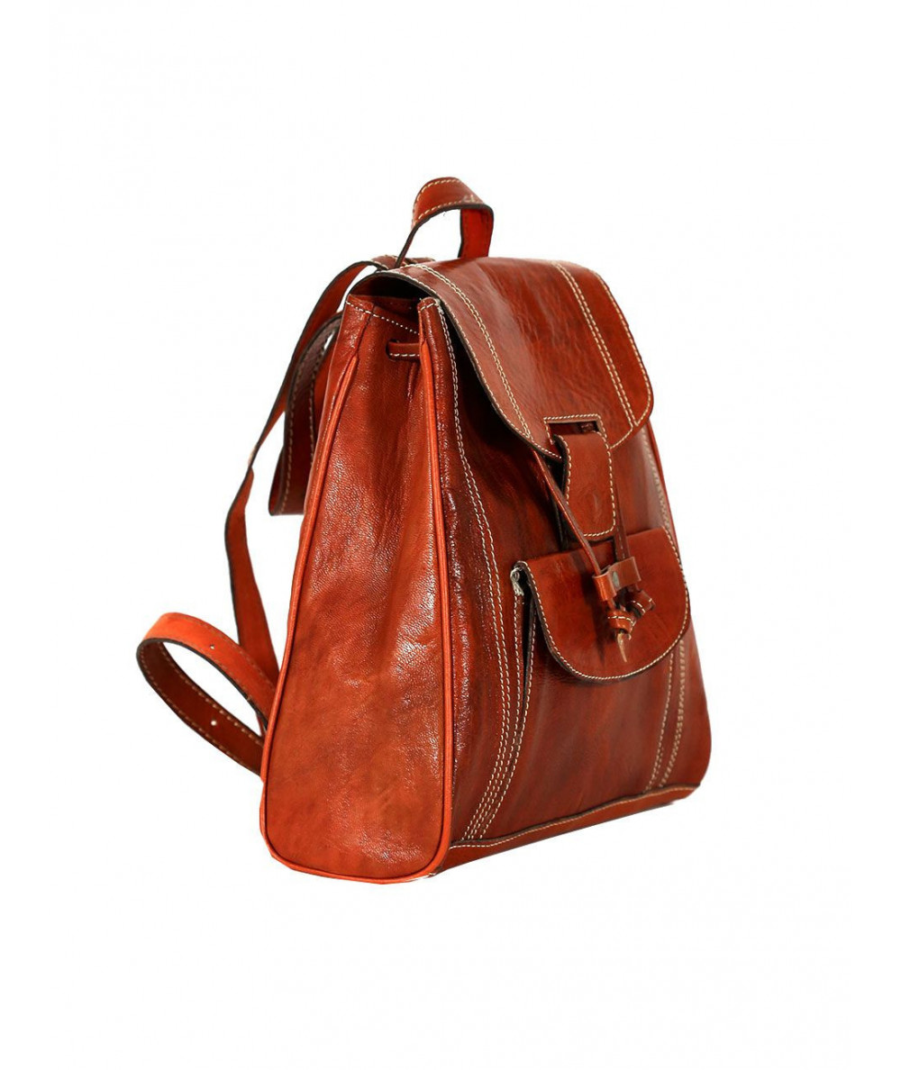 Backpack with pocket
