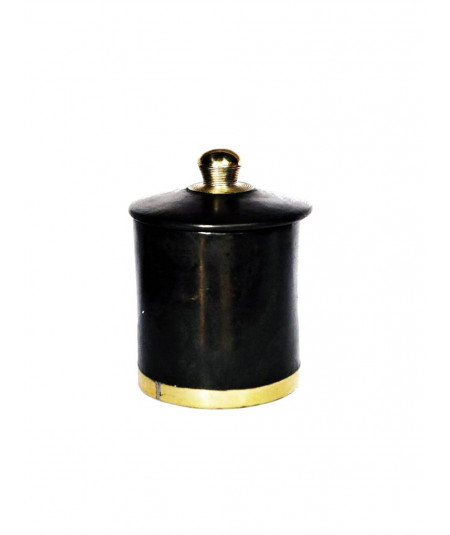 Box stucco cylinder