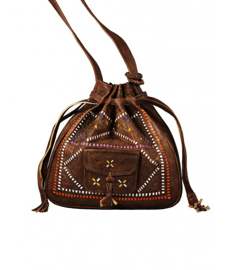 Marrakeck Spirit Leather bag