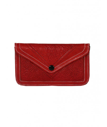 Mini clutch with engraving