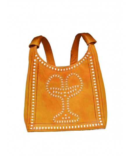 Sac long motif verre