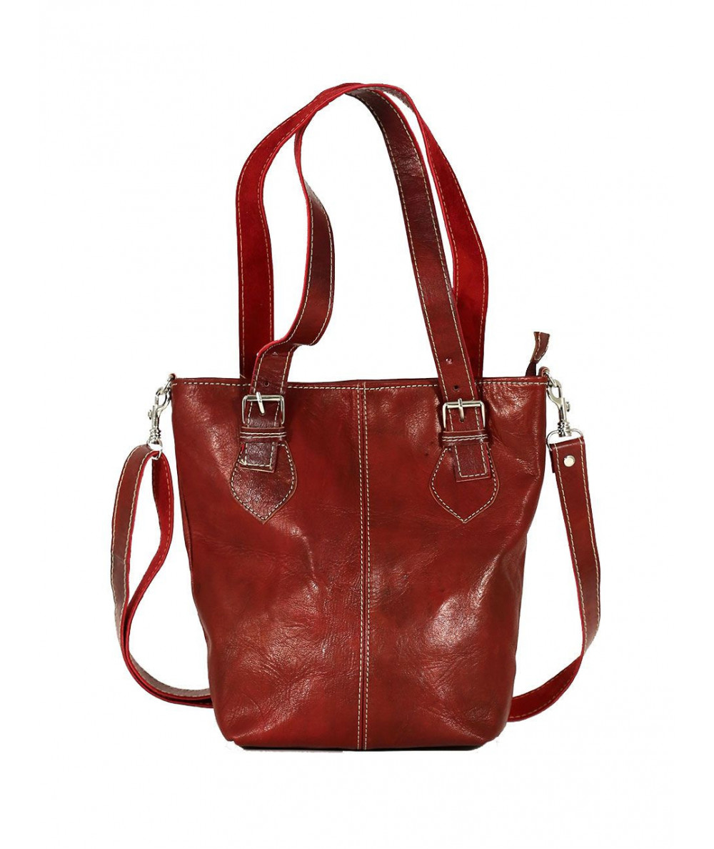 Soft Leather Hand/shoulder bag