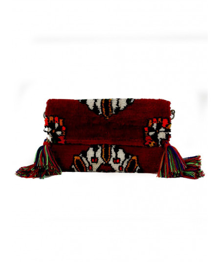 Berber carpet bag