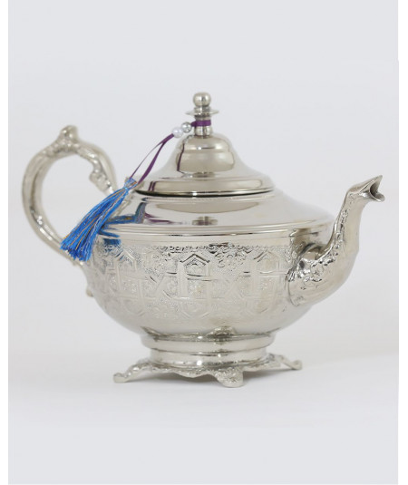 Traditional Moroccan teapot AMIR (25)