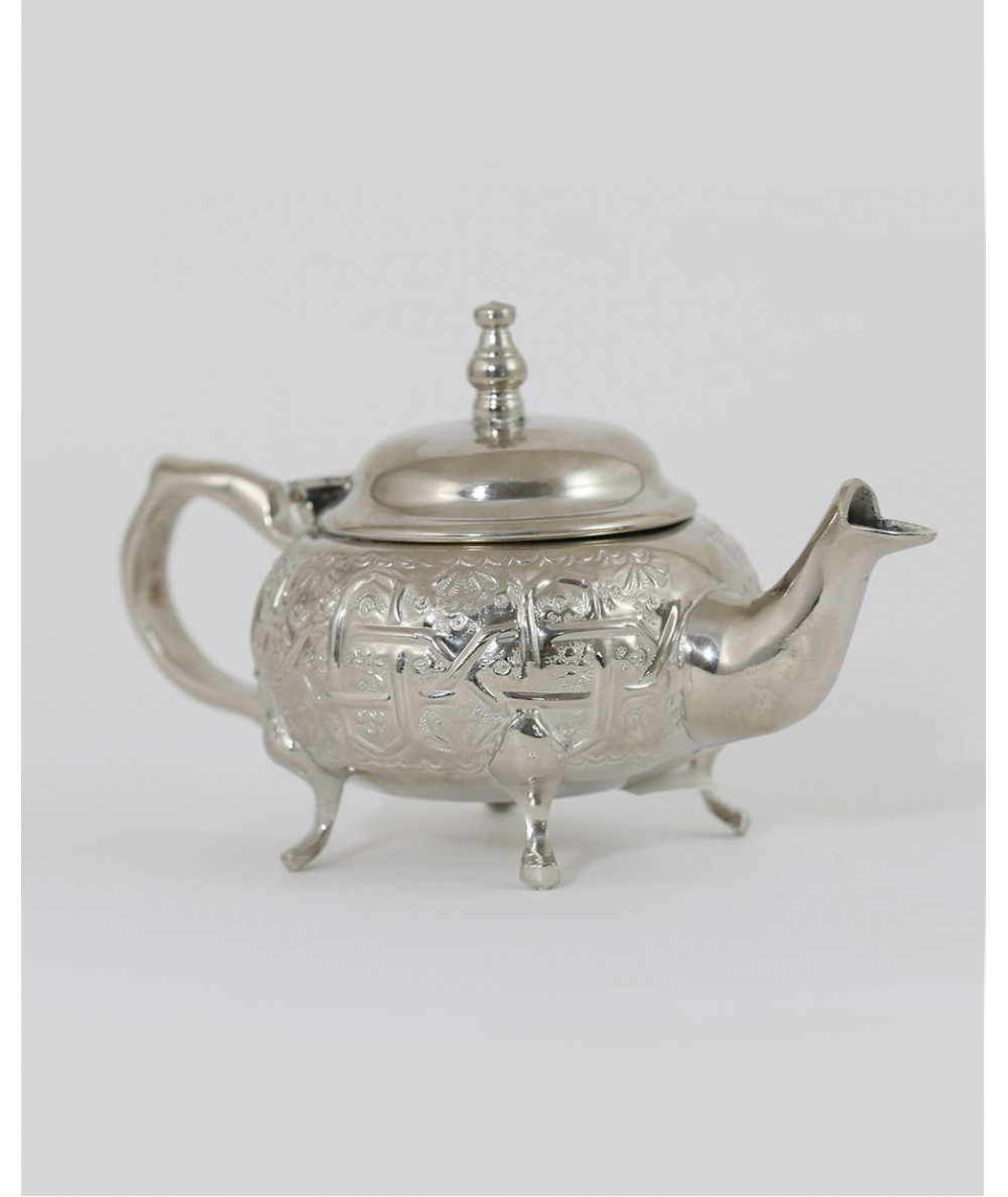 Traditional Moroccan teapot FAKROUNE 14