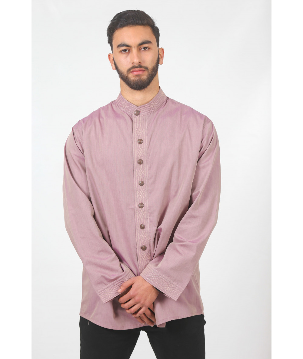 Men's shirt in pink