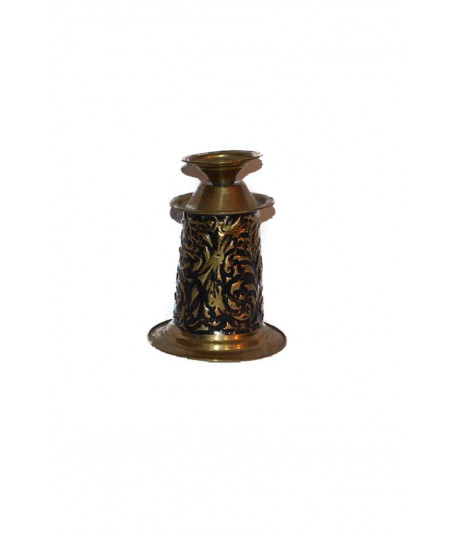 Engraved candlestick M3