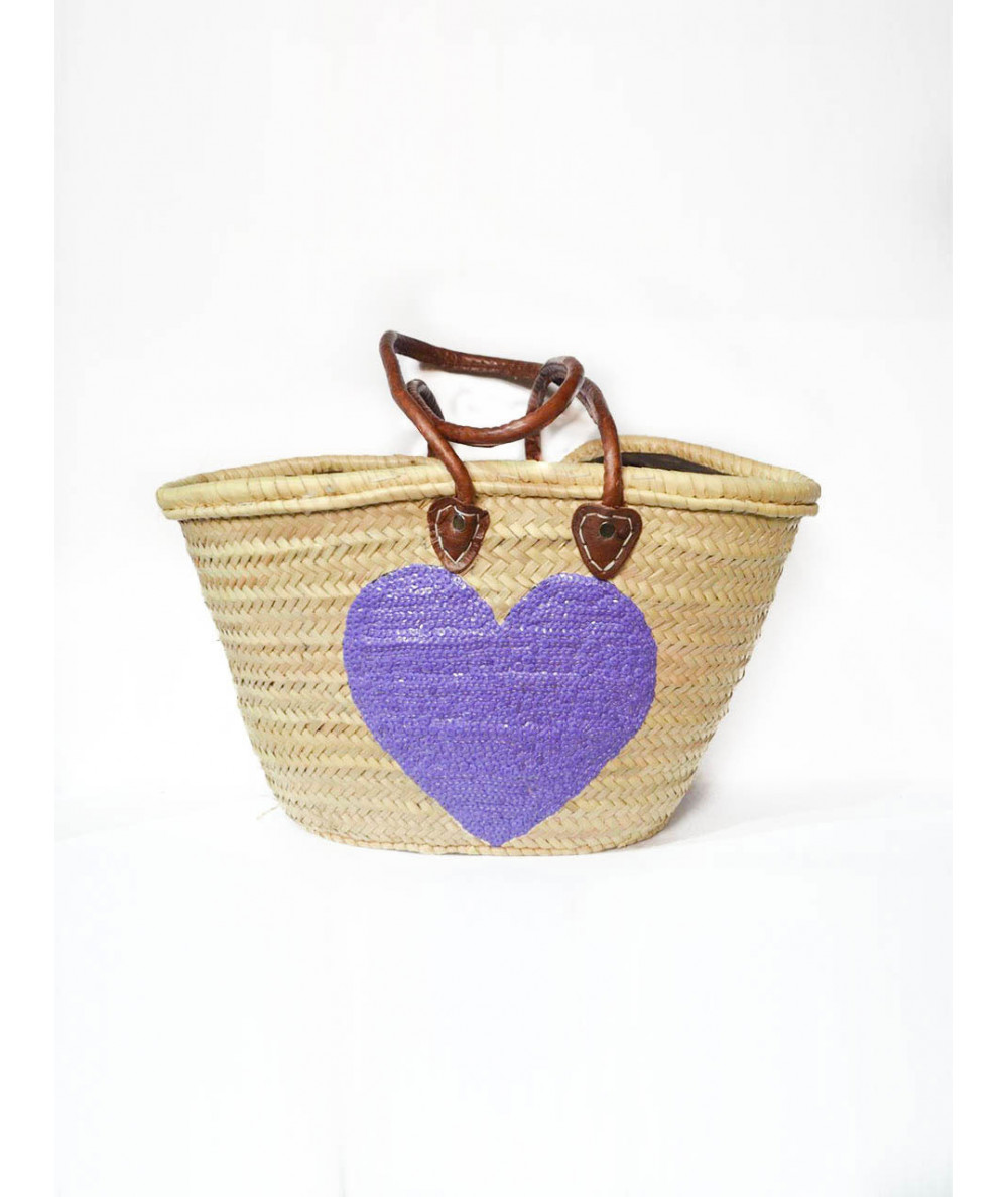 Basket heart