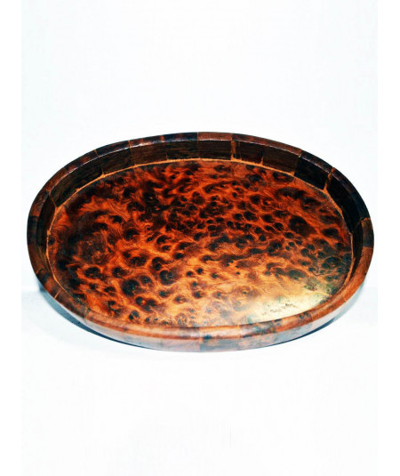 Oval tray M2