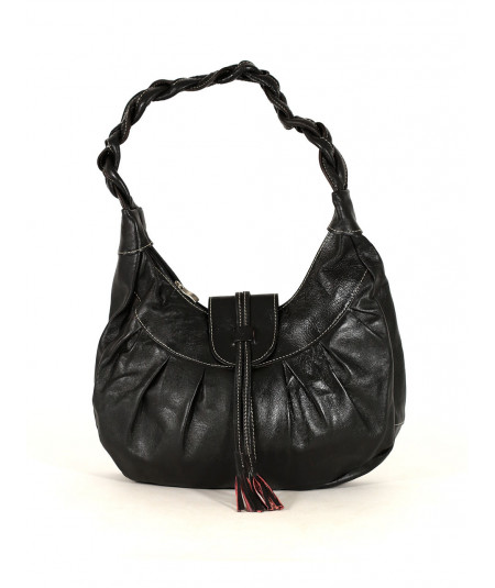 Calfskin soft leather Handbag
